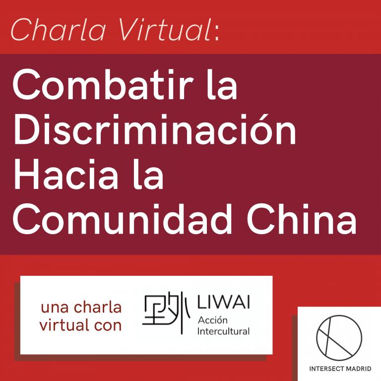 Combatir el racismo en las aulas – charla virtual con Intersect Madrid