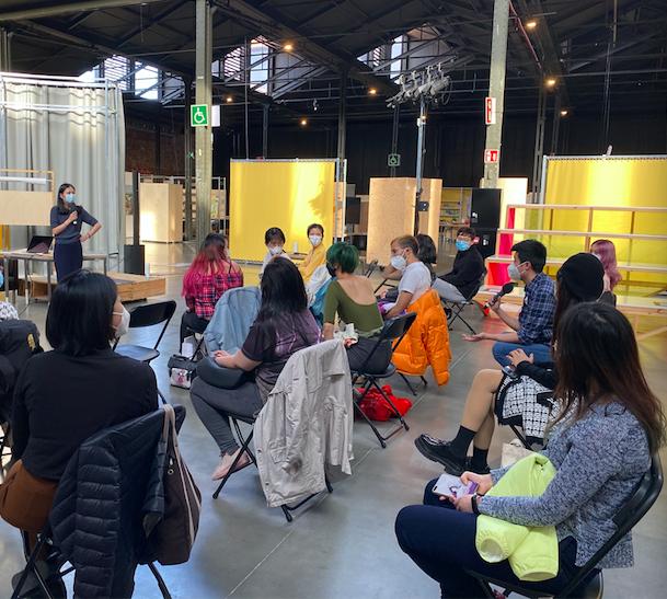Ciclo formativo: Mediación Intercultural con la Comunidad China